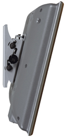 Peerless ST630 Smart Mount Universal Tilt Wall Mount for 10-24 inch LCD Screens Side View