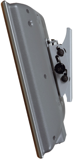 Side view of Peerless ST632 Tilting Wall Mount