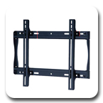 Peerless SF640 Universal Flat Wall Mount for 23-46 inch LCD Screen