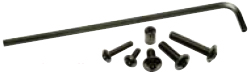 Peerless ACC925 Security Fastener for Flat Panel Wall Mounts