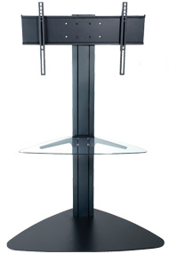 "Peerless SGLB01 SmartMount Flat Panel TV Stand with one Shelf for 32""-50"" LCD and Plasma Screens"