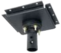 Peerless DCS400- Multi-display structural ceiling Stress Decoupler
