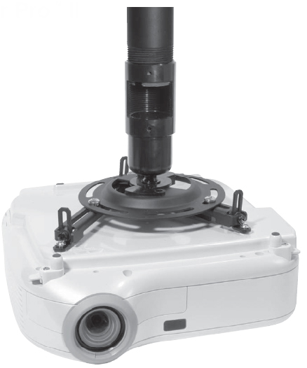Peerless Ceiling Projector Mount PJF2-UNV