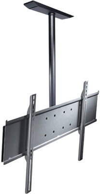 PLCM-UNL-CP- Universal mount for landscape mounting of 32 to 60 inch screens to wood joist on 16 inch centers or concrete ceiling