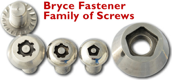 Bryce Fastener Screws