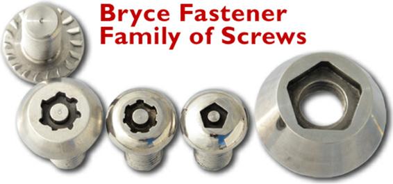 Bryce Fastener Screws