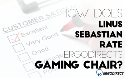 how-does-linus-sebastian-rate-ergodirects-gaming-chair
