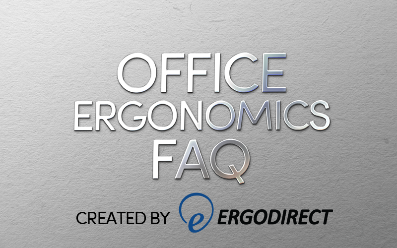 office ergonomics faq