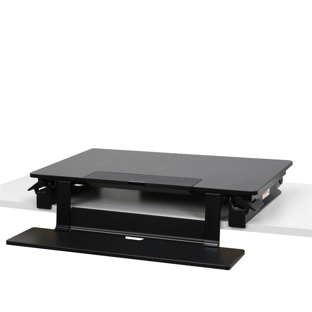 Unique Standing Desk Converter Workfit Tle Ergodirect Blog