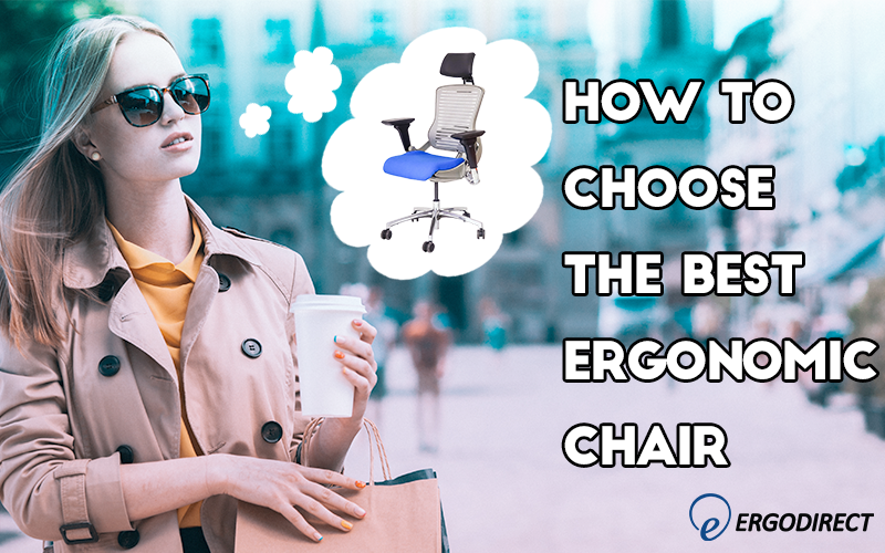 How to choose erongomic chair
