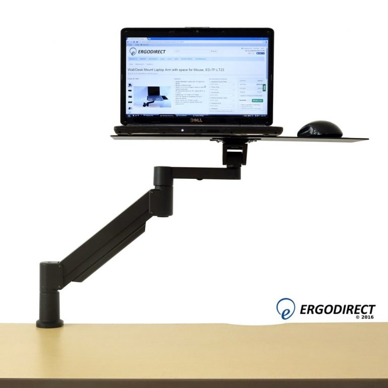 WallDesk_Mount_Laptop_Arm_with_space_for_Mouse_ED-7F-LT23_lg