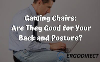Are Gaming Chairs Good For Your Back