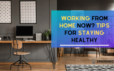 Working from home now_ Tips for staying healthy