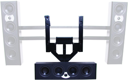 Chief PACCC1 Center Channel Speaker Adapter for 30 to 50 inch Displays