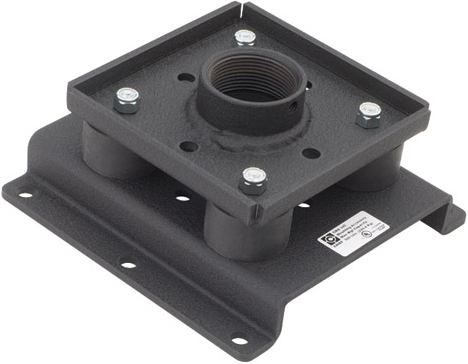 Chief CMA345 Structural Ceiling Plate Black