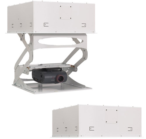 "Chief SL236SP Smart Lift Automated Projector Mount for Suspended Ceiling - 36"" Extension"