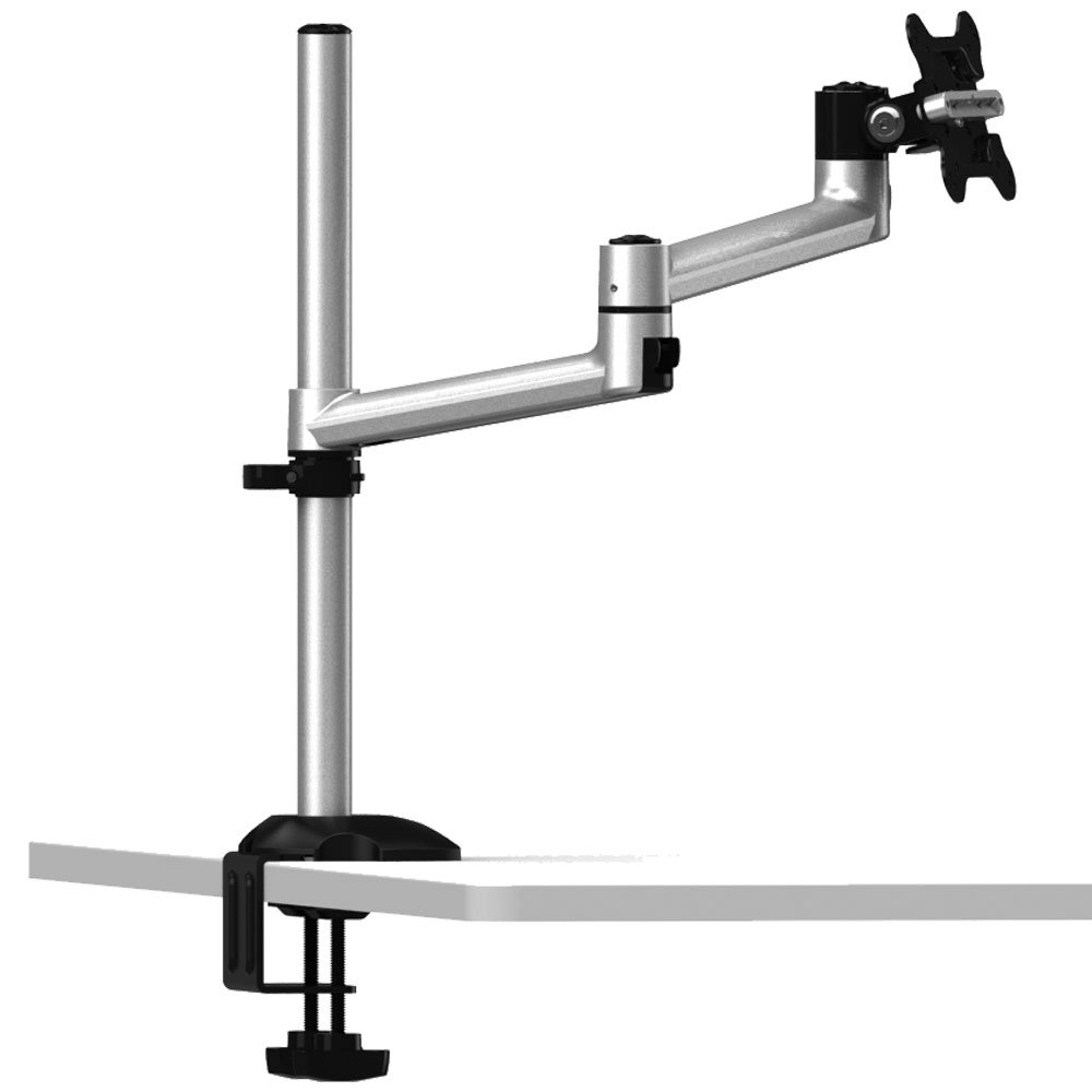 Astounding Cotytech Apple Monitor Dual Arm Desk Mount W Quick Home Interior And Landscaping Elinuenasavecom