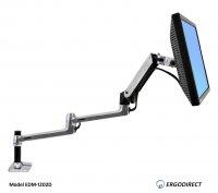 Long Reach Desk Mount Monitor Arm Ergodirect Edm 1202d