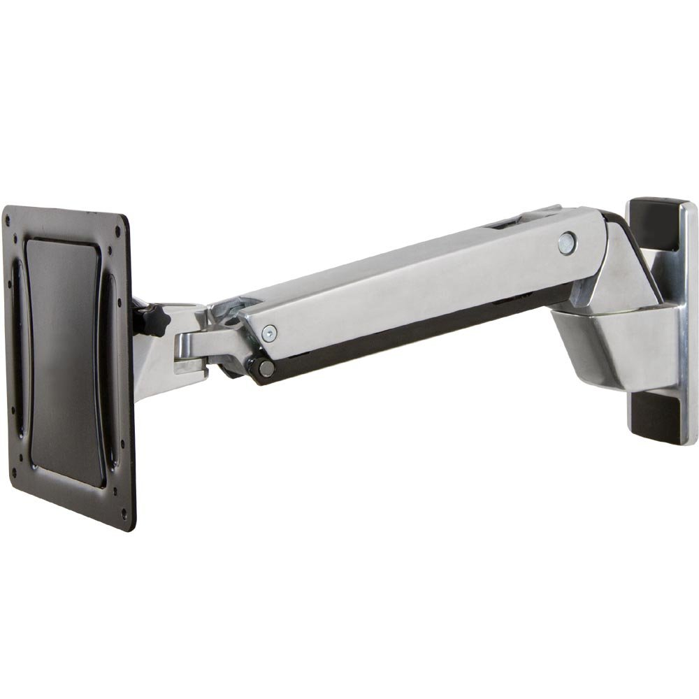 Lovely Ergotron 45 296 026 Height Adjustable Wall Mount Arm For TV, HD