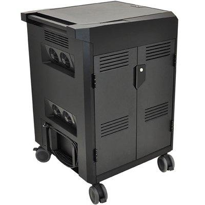 Ergotron 24 302 085 Powershuttle Tablet Charging Cart
