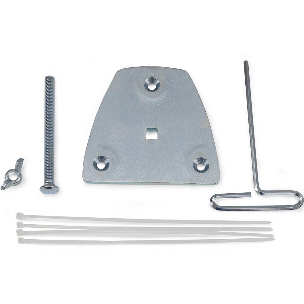 ergotron 98 035 grommet mount kit for lx dual arm