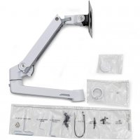 Ergotron 98 130 216 Lx Arm Extension And Collar Kit White