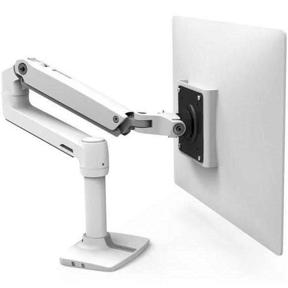Beau Ergotron 45 541 216 LX Desk Mount Monitor Arm, No Clamp