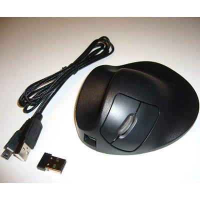 ffc3e1c4ec2 Hippus HandShoe Left Hand Wired Ergonomic Mouse