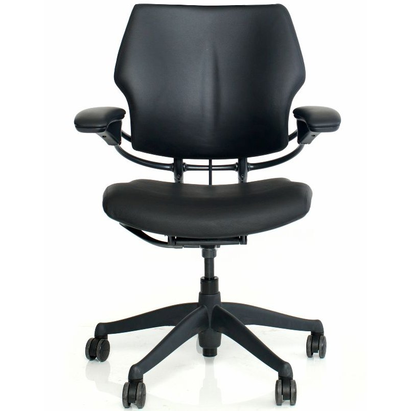 Freedom Task Chair, Front View