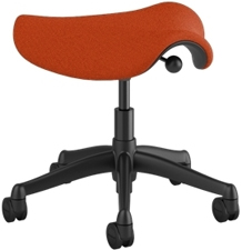Standard Saddle Seat with 22