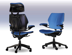 Humanscale Freedom Task Chair with/without headrest