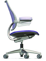 Humanscale Liberty Task or Conference Chair - Adjustable Arms