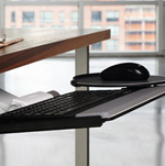 Humanscale keyboard system - ultra-thin profiles