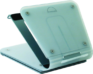 Humanscale L2DS Laptop Holder with Docking Station Support
