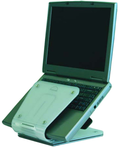 Humanscale L2 NoteBook Manager with Laptop