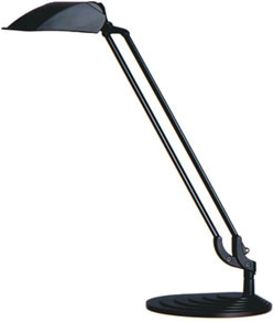 Humanscale DT1E Single Arm with shade Diffrient Task Light