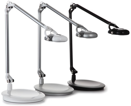 Humanscale Element 790 ED Hi-Output 7 Watt MCX LED Task Light with Dimmer