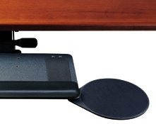 Humanscale 11R right Swivel Mouse Platform