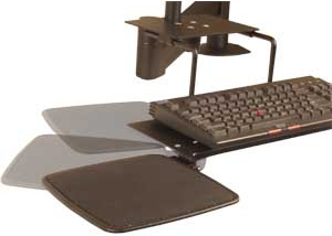 Innovative 8056 Left or Right-Handed Mouse Tray