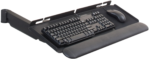 Innovative 7019-NM - 7000 Series Arm with large keyboard tray