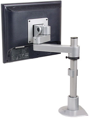 Innovative 9112-S-FM Articulating LCD Pole Mount Arm