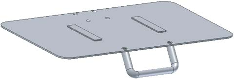Innovative 8252 Large Laptop Tray (17