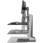 Winston-E Sit-Stand Workstation - Ease-Of-Use