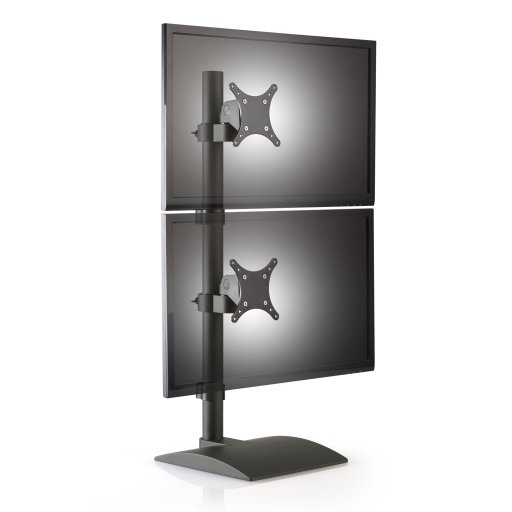 Innovative 9109 D 28 Dual Monitor Desk Stand With Pivot And Tilt