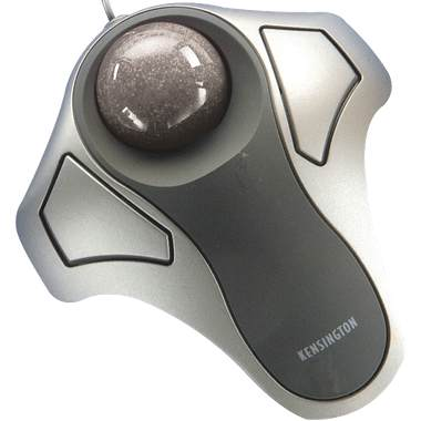 Kensington 64327 Orbit Optical Trackball Ergonomic Mouse