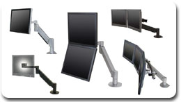 Innovative Multi Monitor LCD Mounts And Arms