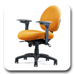 Neutral Posture 5000 Series Ergonomic High Performance Office Task, Stool Chair