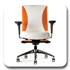 Neutral Posture Balance Task, Stool, Executive, Conference Chair
