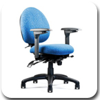 Neutral Posture XSM Extra Small High Performance Office Task, Stool Chair