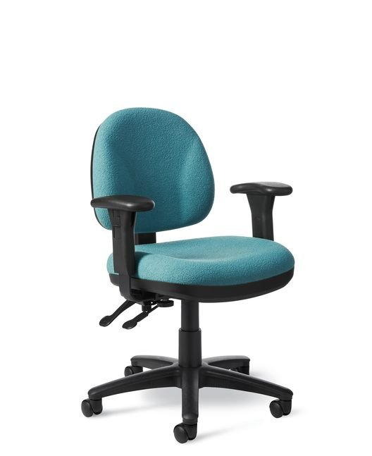 Office Master BC Series BC44 Budget Ergonomic Task Chair